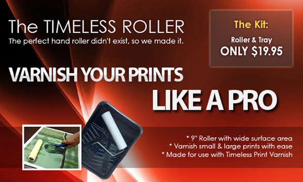 timeless foam roller kit