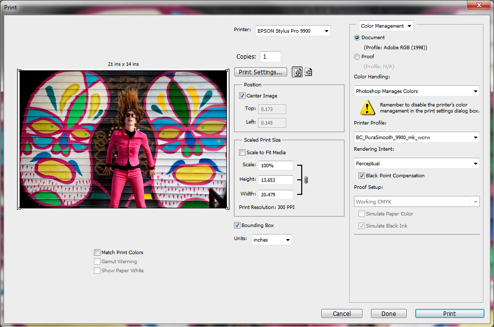 Customize Your Epson Print Settings with just ONE Click
