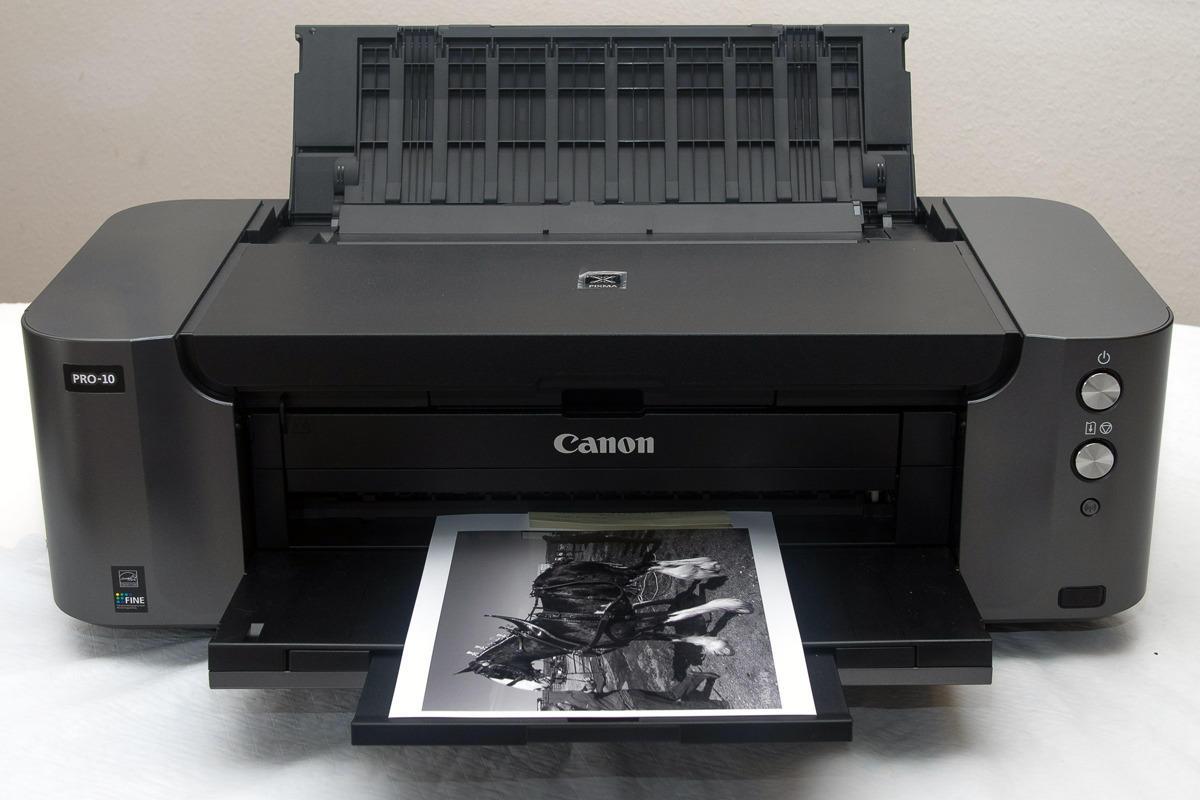 Canon Pixma 10