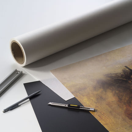 Matting prints