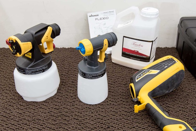 How To Use an HVLP Spray Gun