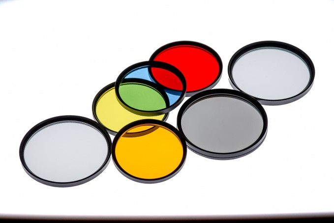 Protective lens filter