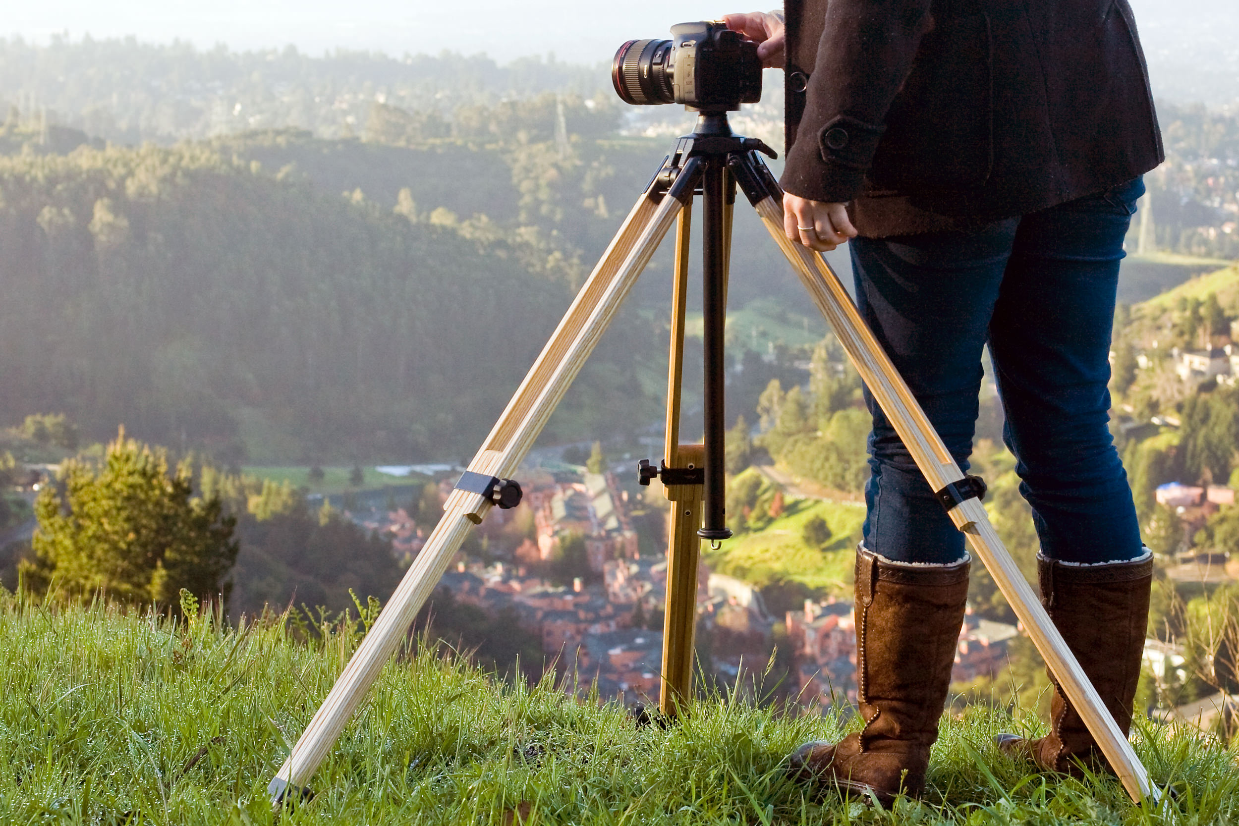How to buy the right tripod