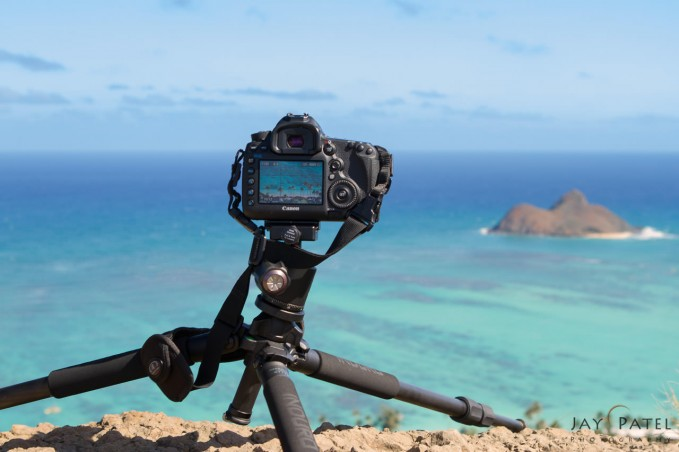 using short tripod