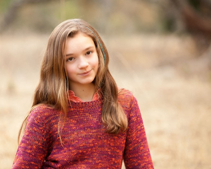 how to retouch teen portraits