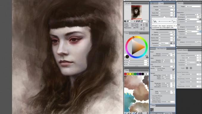 corel painter review