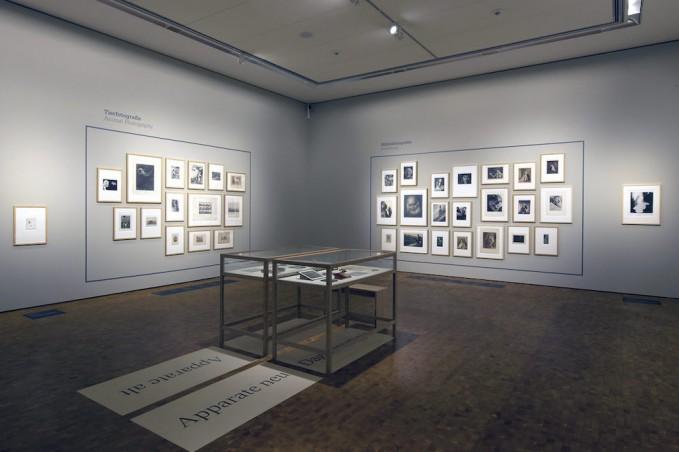 inkjet prints in museums