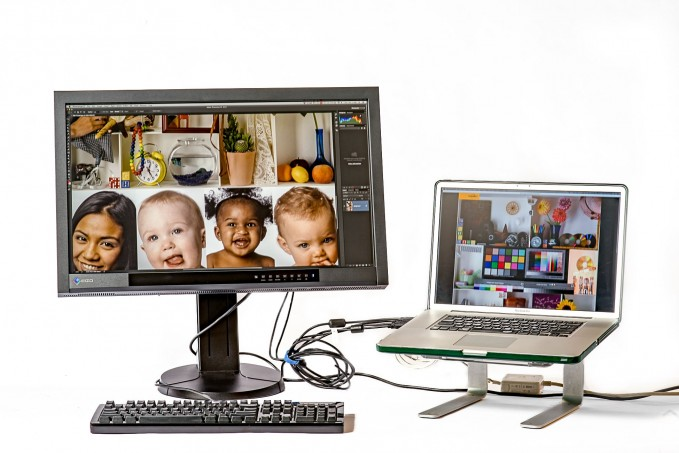 displays photo editing performance