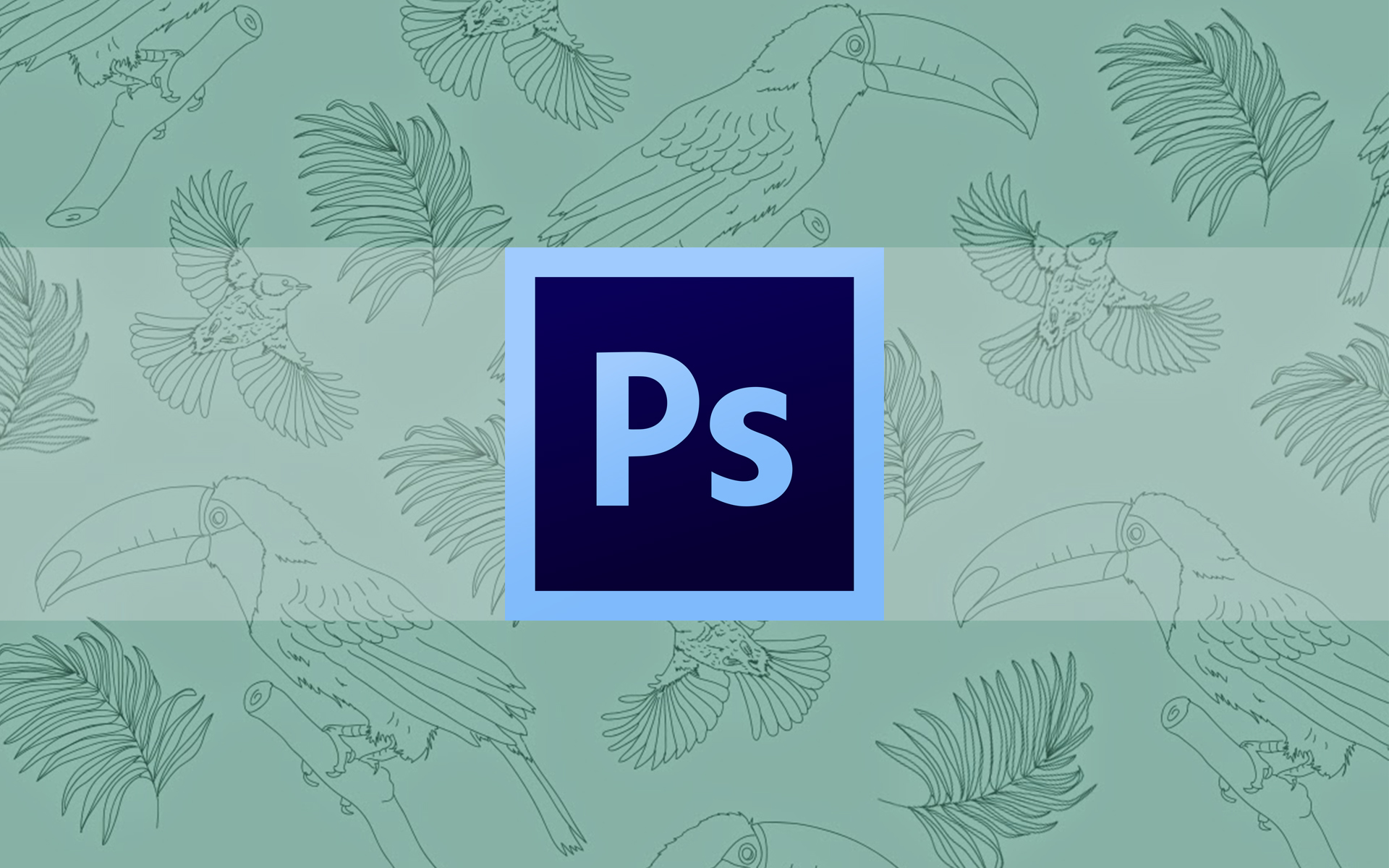 create patterns in photoshop cover