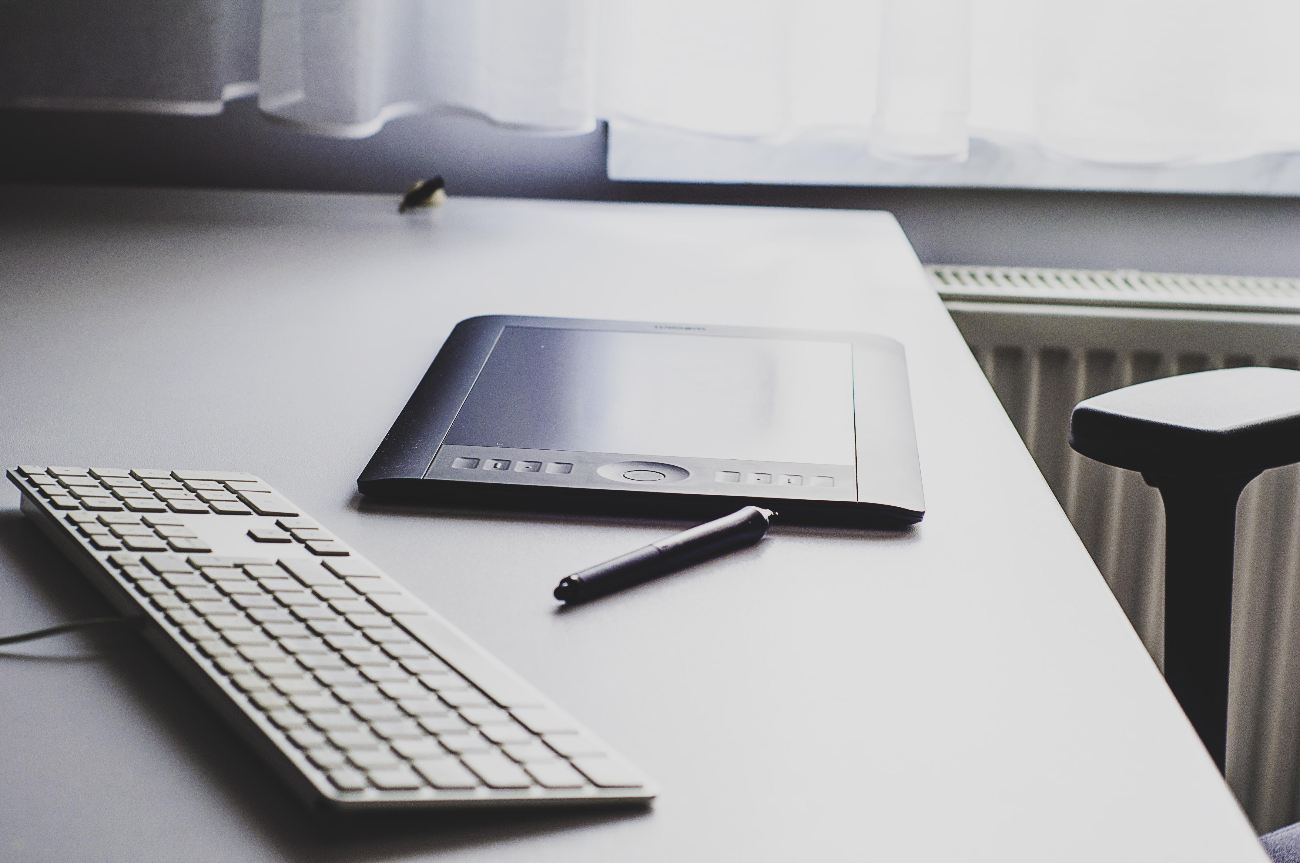 tablet shortcuts workspace wacom