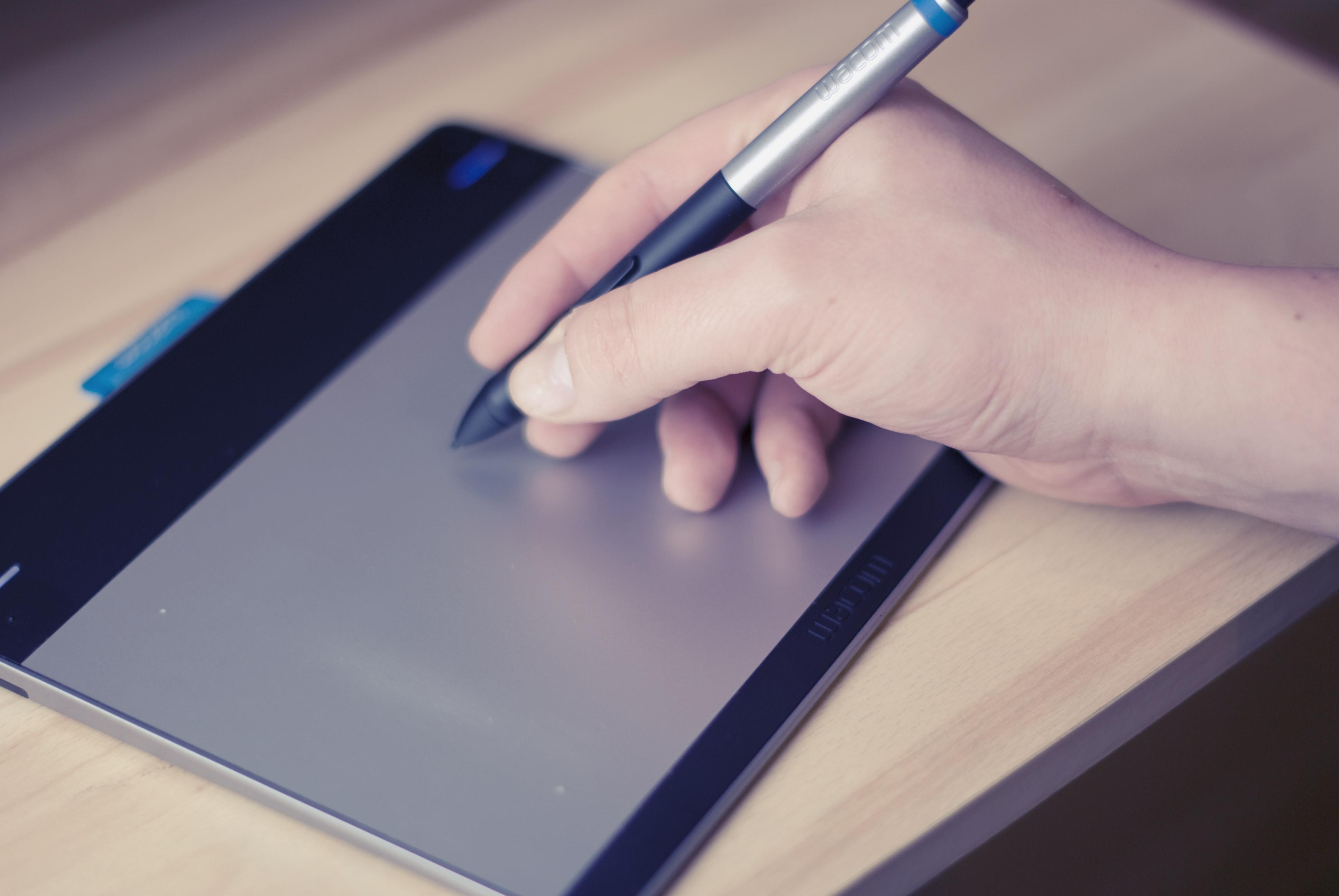 tablet shortcuts wacom photoshop