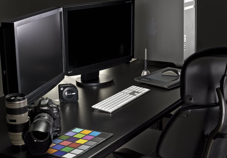 print profiling hardware