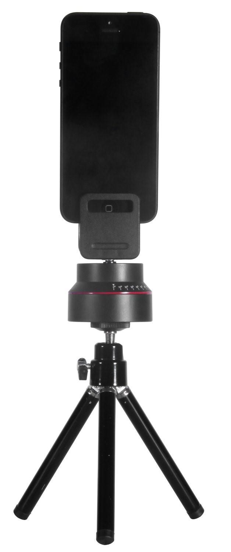 tools to shoot iPhone panoramas