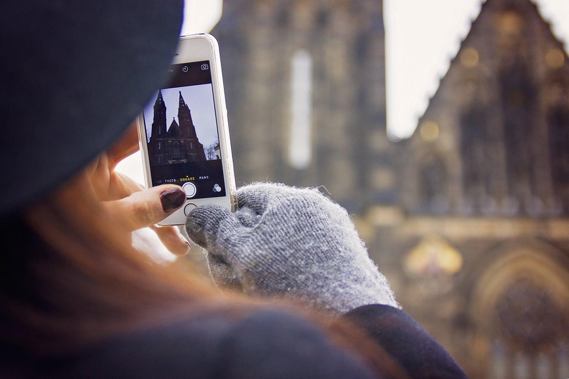 panoramas with phone