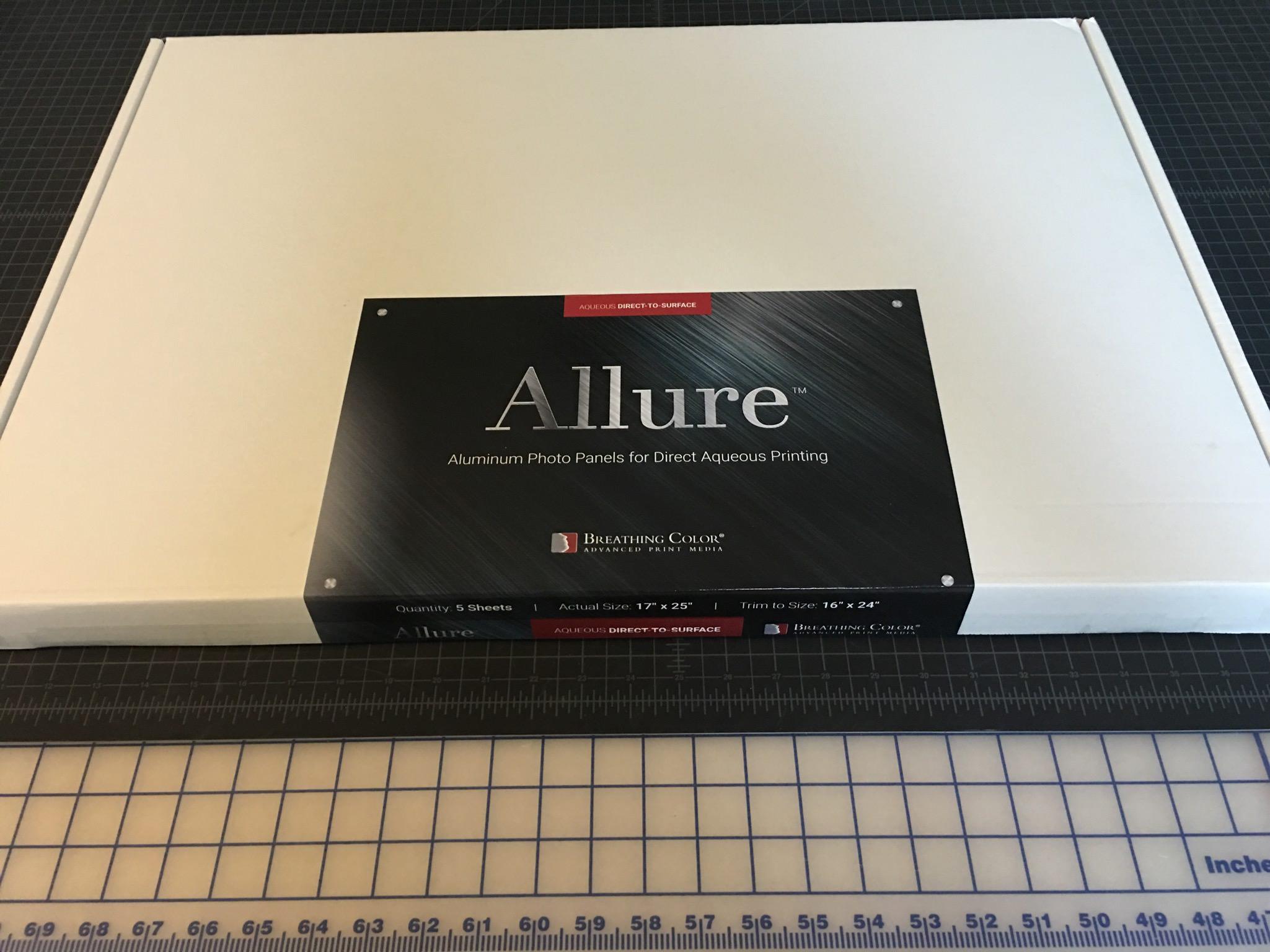 metal printing workflow packaging