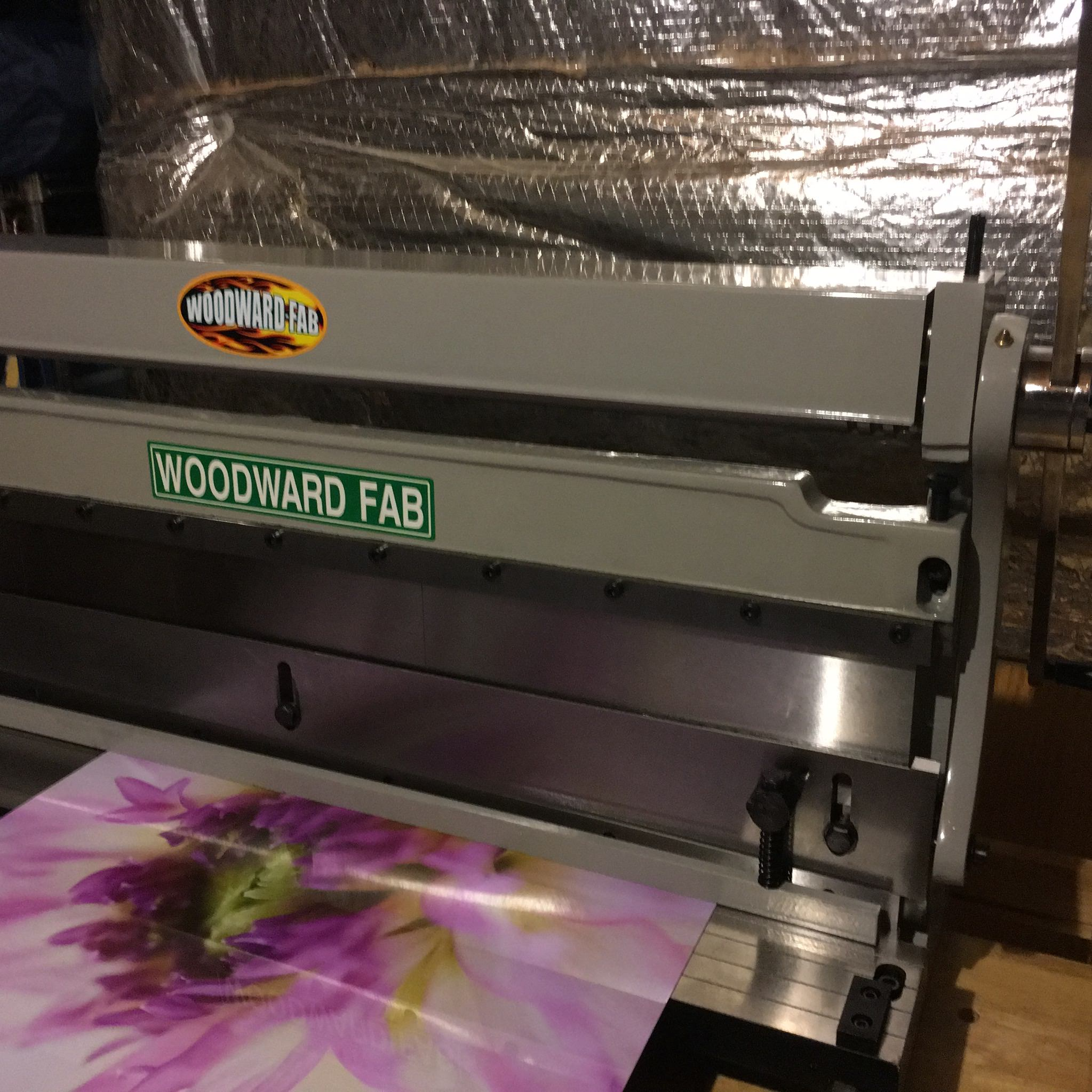 metal printing workflow baileigh industrial shear