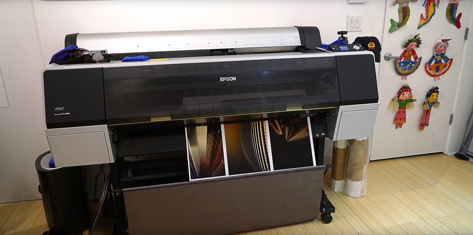 print on metal epson printer