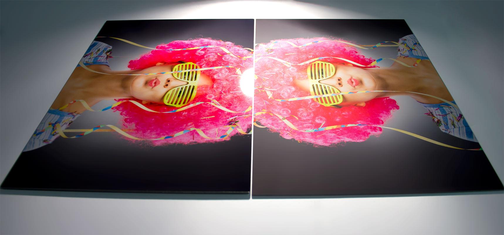 gloss laminate film example