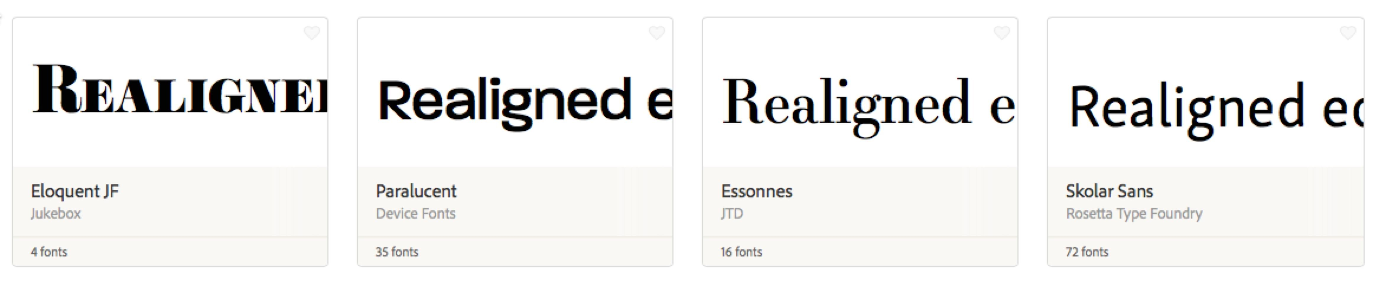 photoshop typography eloquent jf font