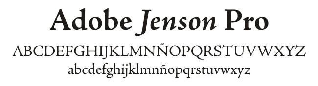 photoshop character panel opentype fonts