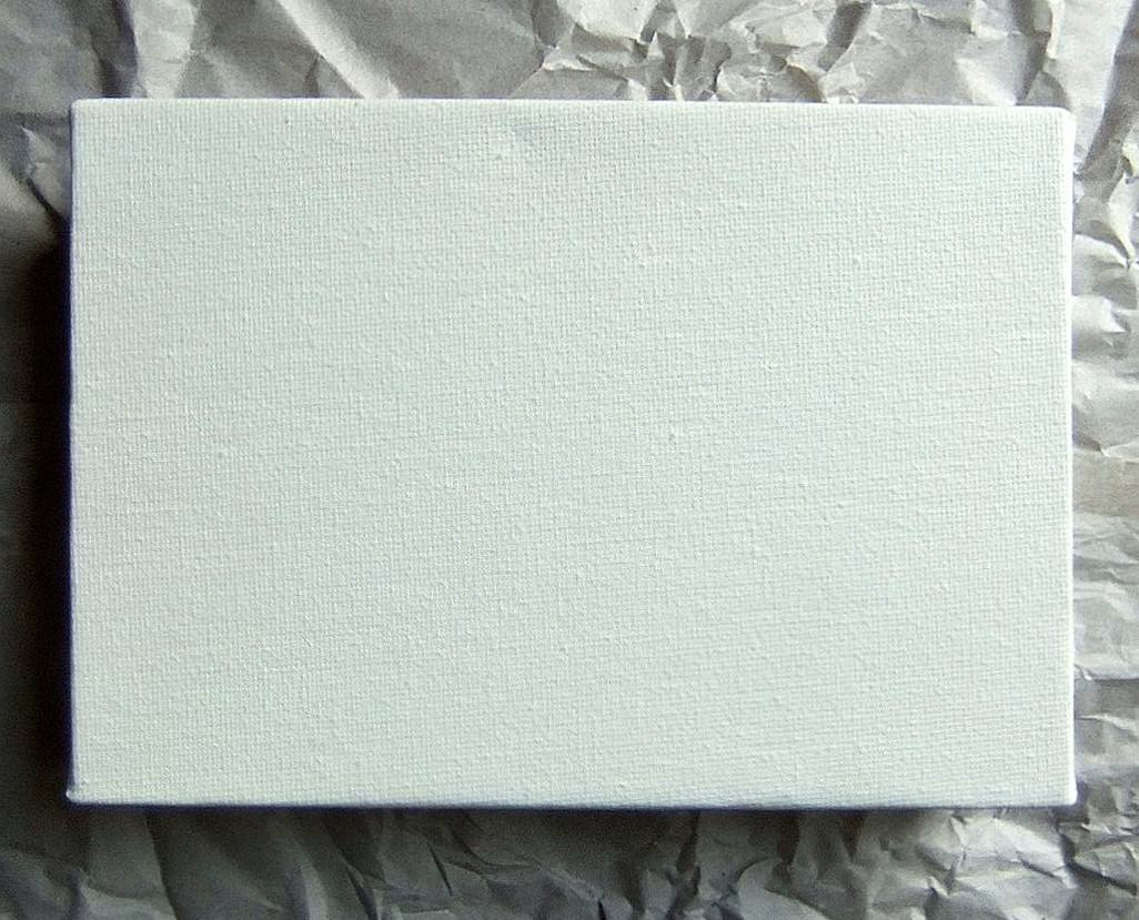 traditional painting output canvas