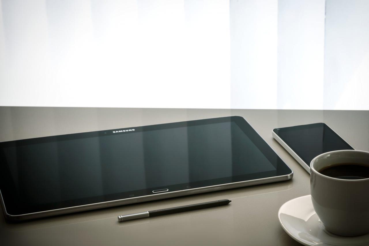 digital painting use tablet