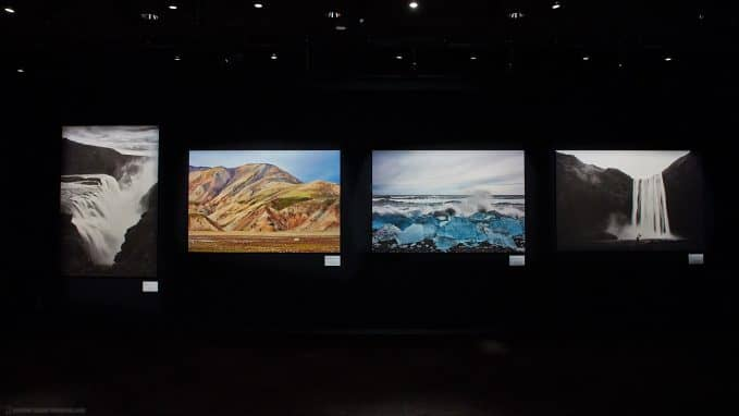 Photos of The Iceland Wall